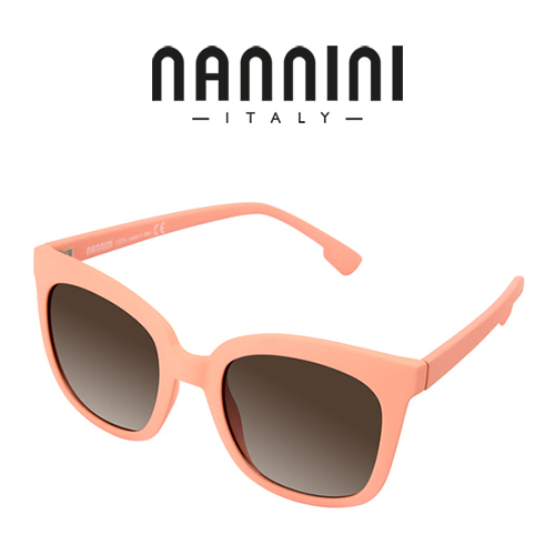 [NANNINI] JOY / Peach - Gradient Color Lense