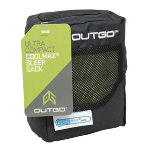 [Outgo] Ultra-Compact COOLMAX 슬립색 / Green칼라