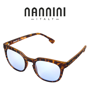 [NANNINI] HOPE / Tortoise - Gradient Color Lense