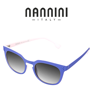 [NANNINI] HOPE / Indigo+Rose Quartz - Gradient Color Lense